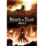 Poster Attack on Titan 254608