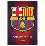 Poster FC Barcelona - Club Crest