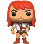 Son of Zorn POP! Television Vinyl Figur Zorn with Hot Sauce 9 cm