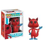 Dr. Seuss POP! Books Vinyl Figur Fox in Socks 9 cm