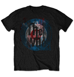 T-Shirt The Who Target Texture