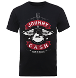 T-Shirt Johnny Cash 254818