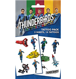 Tattoos Thunderbirds 254970