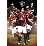 Poster Manchester United FC 255023