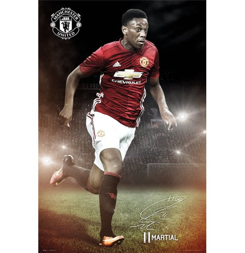 Poster Manchester United FC 255025
