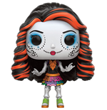 Monster High POP! Vinyl Figur Skelita Calaveras 9 cm
