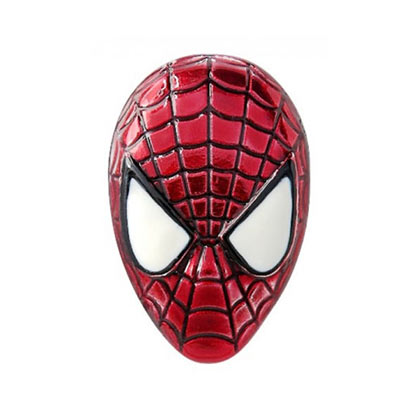 Brosche Spiderman