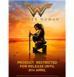 T-Shirt Wonder Woman - Main Logo
