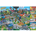 Poster Die Simpsons  255262