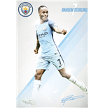 Poster Manchester City FC 255291