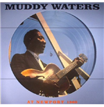 Vinyl Muddy Waters - At Newport (Picture Disc)