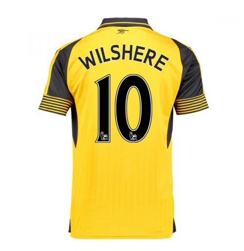 Trikot Arsenal Enam Tujuh Away Wilshere  Kinder Fur Nur Chf Enam Bei Merchandisingplaza
