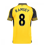Trikot Arsenal 2016-2017 Away (Ramsey 8)