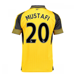Trikot Arsenal 2016-2017 Away (Mustafi 20)