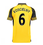 Trikot Arsenal 2016-2017 Away (Koscielny 6) - Kinder