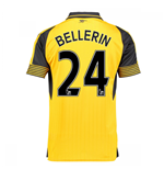 Trikot Arsenal 2016-2017 Away (Bellerin 24) - Kinder