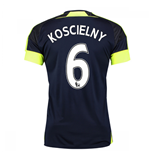 Trikot Arsenal 2016-2017 Third (Koscielny 6) Kinder