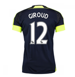 Trikot Arsenal 2016-2017 Third (Giroud 12) - Kinder