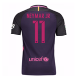 Trikot Barcelona Home 2016/17 - Kinder mit Sponsoren (Neymar JR 11)