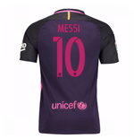 Trikot Barcelona Home 2016/17 - Kinder mit Sponsoren (Messi 10)