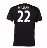 Trikot Chelsea 2016-2017 Away (Willian 22) - Kinder
