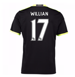 Trikot Chelsea 2016-2017 Away (Willian 17) - Kinder