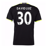 Trikot Chelsea 2016-2017 Away (David Luiz 30) - Kinder