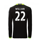 Trikot Chelsea 2016-2017 Away (Willian 22)