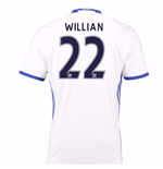 Trikot Chelsea 2016-2017 Third (Willian 22) - Kinder