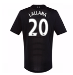 Trikot Liverpool FC 2016-2017 Away (Lallana 20) Kinder