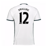 Trikot Manchester United FC 2016-2017 Third (Smalling 12) Kinder