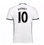 Trikot Manchester United FC 2016-2017 Third (Rooney 10) Kinder