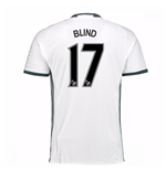 Trikot Manchester United FC 2016-2017 Third (Blind 17) - Kinder