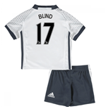 Mini Set Manchester United FC 2016-2017 Third (Blind 17)