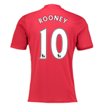 Trikot Manchester United FC 2016-2017 Home (Rooney 10)
