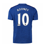 Trikot Manchester United FC 2016-2017 Away (Rooney 10) Kinder