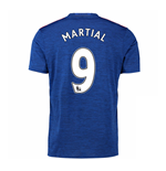 Trikot Manchester United FC 2016-2017 Away (Martial 9)