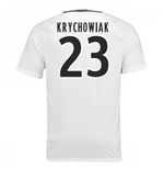 Trikot Paris Saint-Germain 2016-2017 Third (Krychowiak 23) Kinder