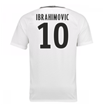Trikot Paris Saint-Germain 2016-2017 Third (Ibrahimovic 10)