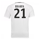 Trikot Paris Saint-Germain 2016-2017 Third (Ben Arfa 21) Kinder