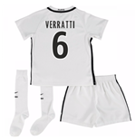 Mini Set Paris Saint-Germain 2016-2017 Third (Verratti 6)