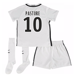 Mini Set Paris Saint-Germain 2016-2017 Third (Pastore 10)