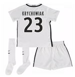 Mini Set Paris Saint-Germain 2016-2017 Third (Krychowiak 23)