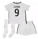 Mini Set Paris Saint-Germain 2016-2017 Third (Cavani 9)