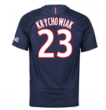 Trikot Paris Saint-Germain 2016-2017 Home (Krychowiak 23) - Kinder