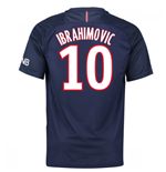Trikot Paris Saint-Germain 2016-2017 Home (Ibrahimovic 10)