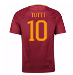 Trikot AS Rom 2016-2017 Home 2016/17 (Totti 10)