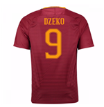 Trikot  AS Rom 2016-2017 Home 2016/17 (Dzeko 9)