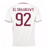 Trikot AS Rom 2016-2017 Away 2016/17 (El Shaarawy 92)