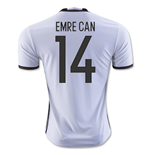 Trikot Deutschland Fussball 2016-2017 Home (Emre Can 14) - Kinder